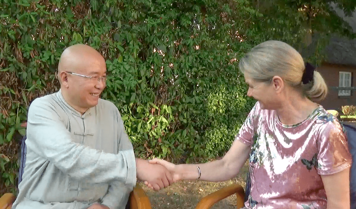 "Interview with Master Zhen: Insights into ""The Psychology of Inner Perceptions"""